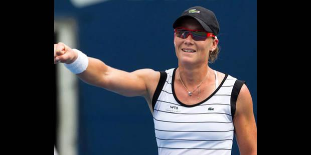 Toronto: Samantha Stosur en finale