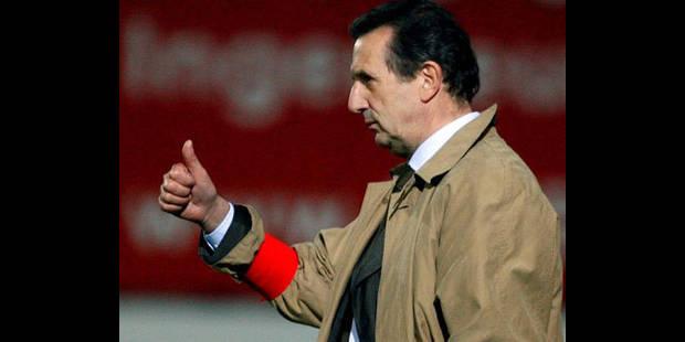 """Leekens: """"Lukaku est un digne ambassadeur du football belge"""""""