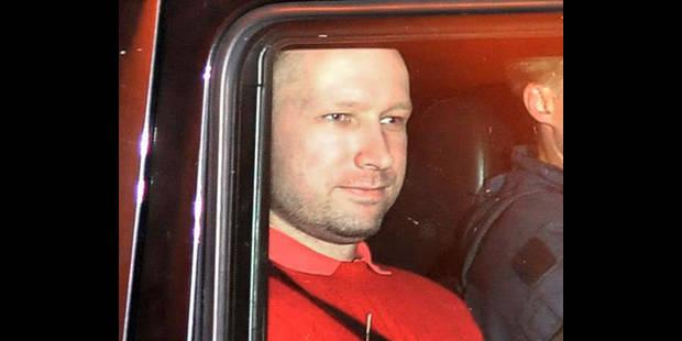 Breivik exige la d�mission du gouvernement pour parler