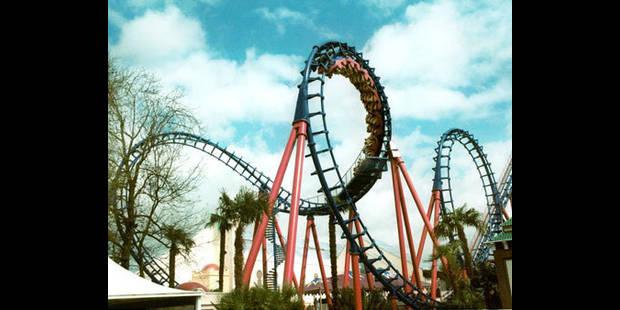 Bilan mitigé pour les parcs d'attractions