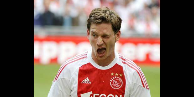 L'Ajax sans Vertonghen en Supercoupe contre Twente - La DH