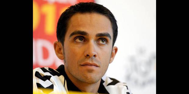 Dopage: l'audience de Contador encore reportée - La DH