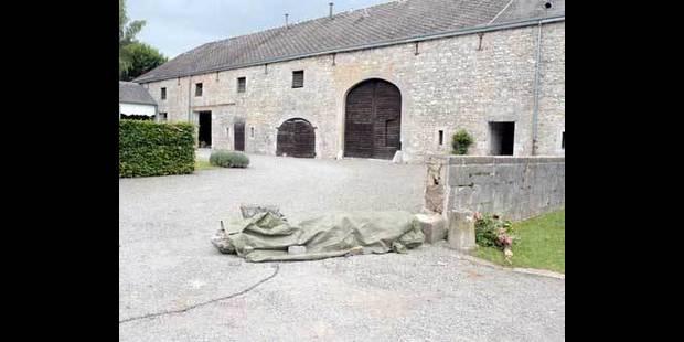 Un lutin décède  lors d'un camp - La DH