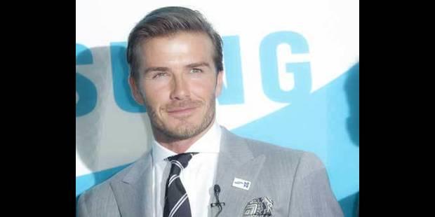 Les Beckham distribuent leurs cadeaux - La DH
