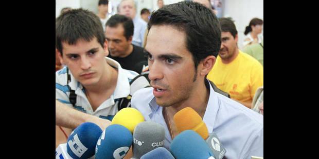 Contador pas encore fixé - La DH