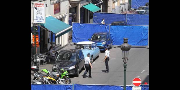 Le bijoutier et 62 attaques de camions