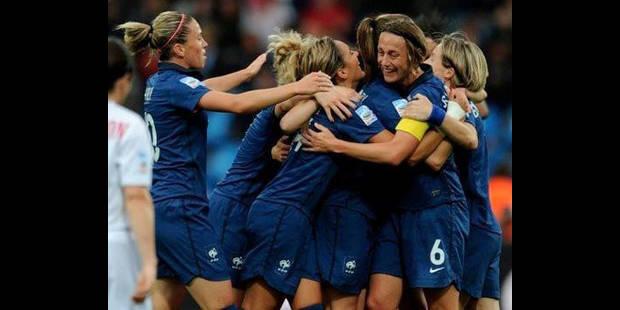 Quand les chaines françaises s'arrachent le foot féminin...