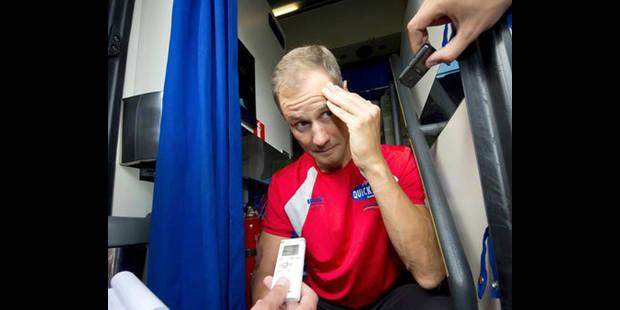 """Tom Boonen : """"Chaque kilomètre était un kilomètre de trop"""""""