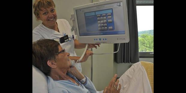 TIC au chevet du patient - La DH