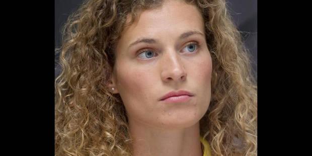Olivia Borlée fera sa rentrée samedi au meeting de Nivelles - La DH