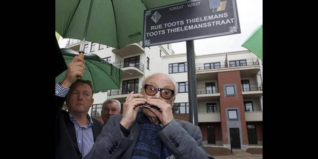 Toots Thielemans honoré par une rue à son nom à Forest - La DH