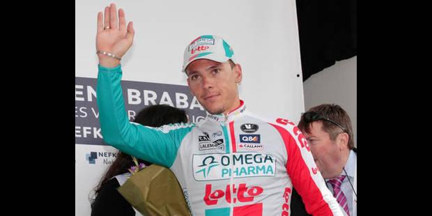 Omega Pharma-Lotto dès mardi au Tour de France - La DH