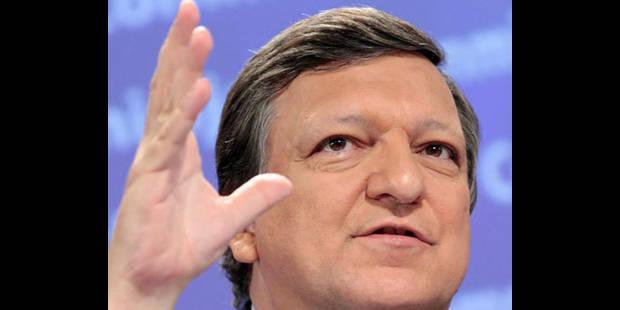 Barroso: le vote de confiance est une bonne nouvelle pour l'UE