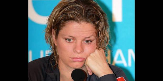 Kim Clijsters est forfait pour Wimbledon