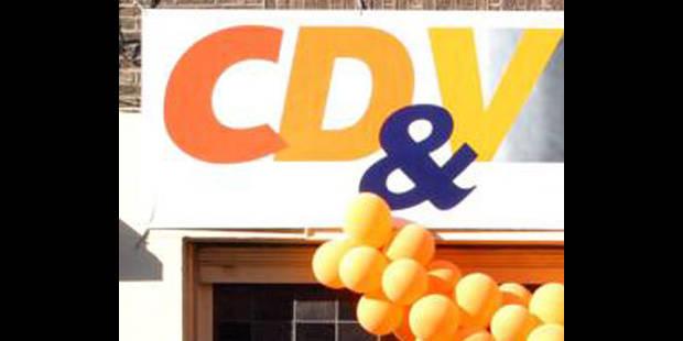 Le CD&V compte sur ses propres forces pour les élections communales de 2012 - La DH