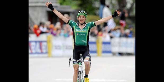 Dauphiné, 5e étape : victoire du Français Christophe Kern