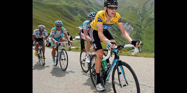 Wiggins flingue Contador