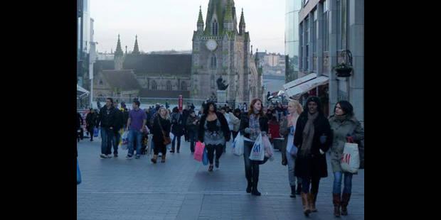 Birmingham, ville shopping - La DH