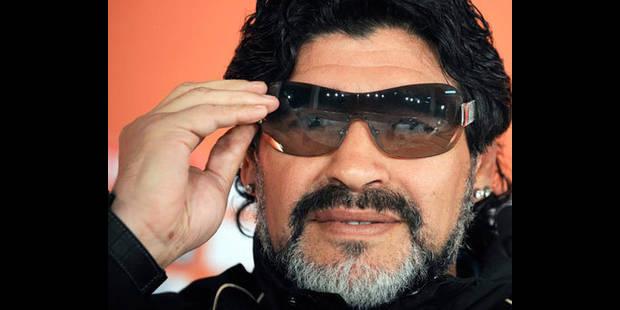 """Maradona qualifie Batista de """"pauvre type"""""""