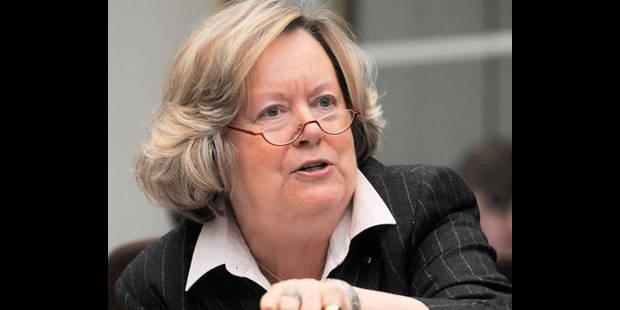 Anne-Marie Lizin ne devra pas rembourser le CHR hutois - La DH
