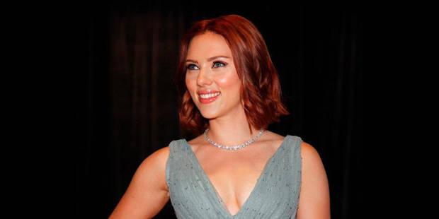 Scarlett Johansson et Massiv Attack : un duo de choc - La DH