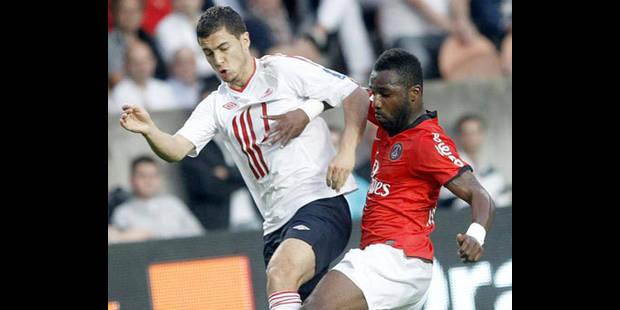Lille et Eden Hazard réalisent le doublé Coupe-championnat