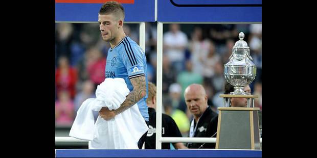 Ajax Twente, acteII: la revanche
