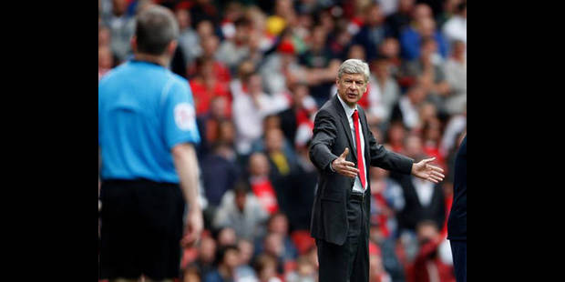 Arsenal menacé de tomber du podium
