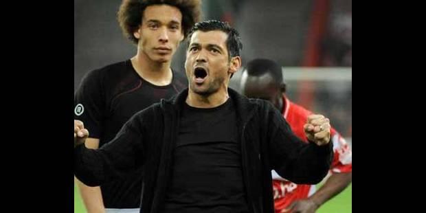 """Sergio Conceição : """"On va gagner à Genk"""""""