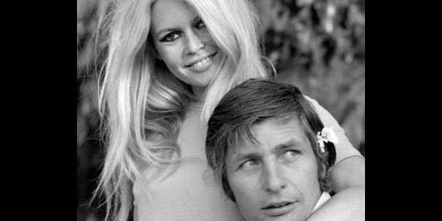 Gunter Sachs, ex-mari de Bardot, s'est suicidé