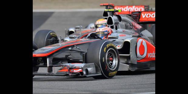 La famille Khadafi a proposé de sponsoriser McLaren en 2010 - La DH