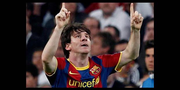 Messi jaillit et donne un avantage crucial au Barça