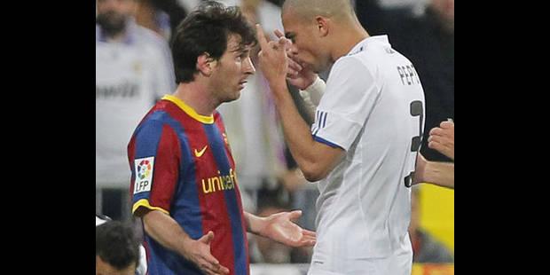 Pepe, flingueur du Real