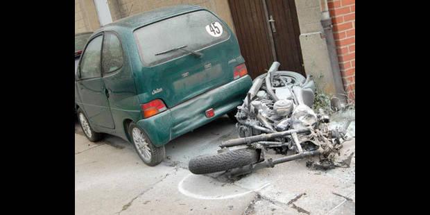 Accident mortel sur la nationale 4