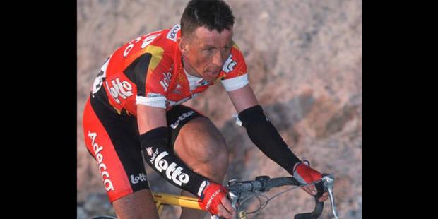 Le gouvernement soutient une équipe belge de cyclisme de haut niveau - La DH