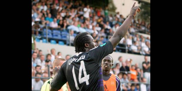 Anderlecht, à 10, s'impose aux forceps contre Lokeren