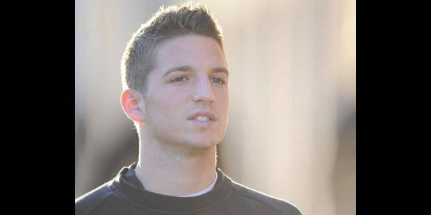 Lokomotiv Moscou négocie le transfert de Dries Mertens