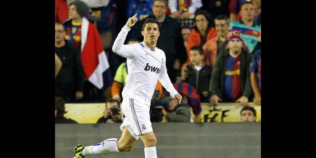 Le Real Madrid remporte la Coupe du Roi face à Barcelone (1-0)