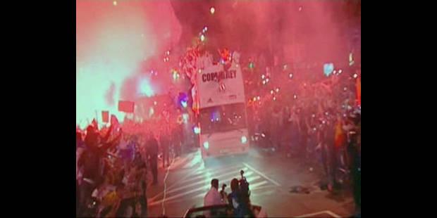 Le Real Madrid remplace le trophée de la Coupe du Roi par une copie - La DH