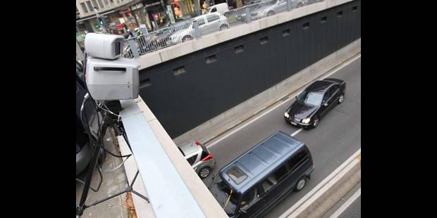4.287 conducteurs flashés, 22 retraits de permis - La DH
