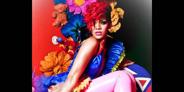 Rihanna horrifiée de se voir nue