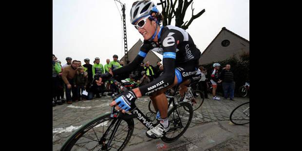 Johan Vansummeren, éternel équipier, s'adjuge Paris-Roubaix !