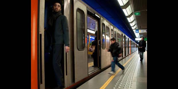 Contrôle dans les transports en commun bruxellois: 27 arrestations - La DH