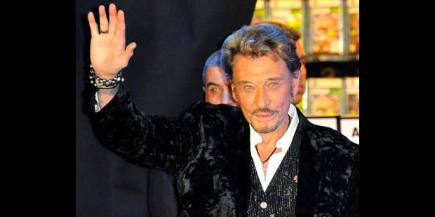 Johnny en disgrâce  sur TF1? Pas si sûr? - La DH