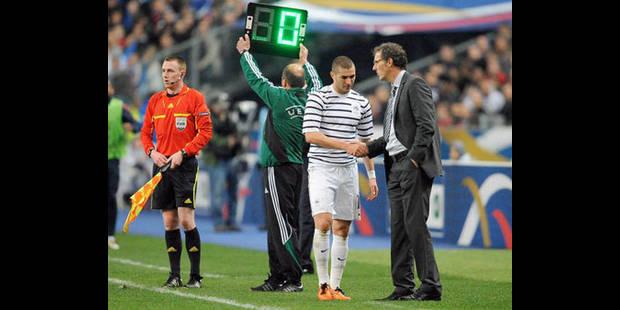 Benzema blessé, incertain face à Tottenham en C1 - La DH