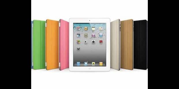 Test : l'iPad 2 à notre banc d'essai - La DH