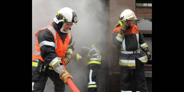 Des pompiers carolos ravis - La DH