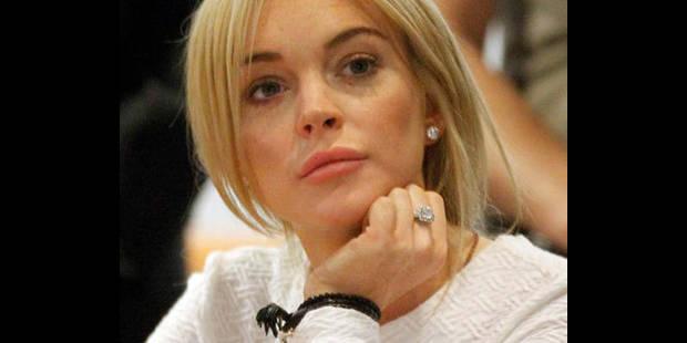 Vol de collier présumé: vers un procès pour Lindsay Lohan - La DH