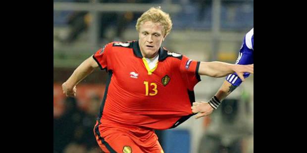 Björn Vleminckx  forfait contre l'Autriche !