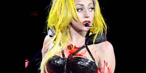 Lady Gaga soutient le Japon